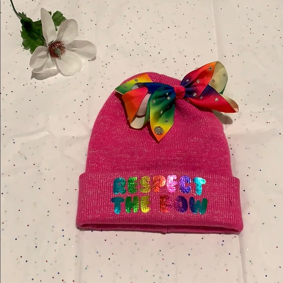 4f1036f4894 jojo siwa Other - Jojo Siwa winter hat